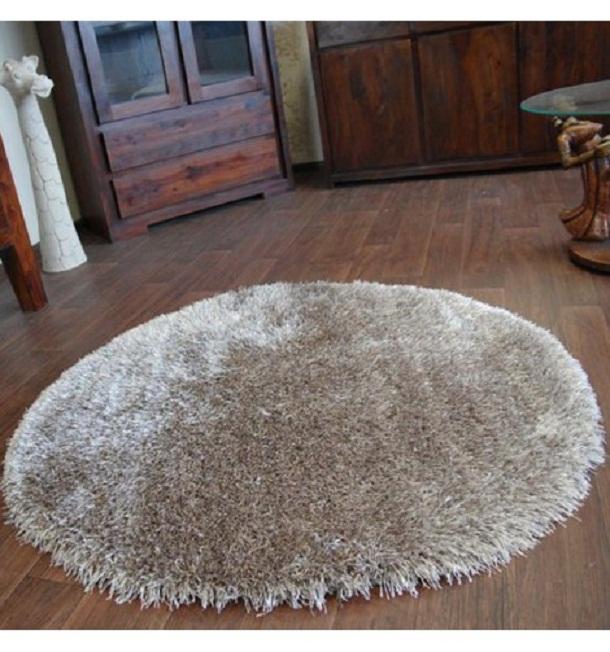thảm hình tròn phòng ngủ 4