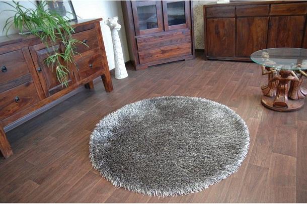 thảm hình tròn phòng ngủ 5