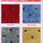 thảm len trải sàn 4