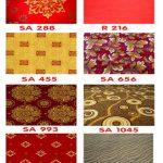 thảm len trải sàn 5