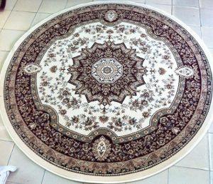 thảm phòng khách tròn 1