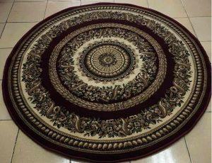 thảm tròn phòng khách 4
