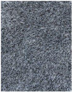 thảm lông xù black and white