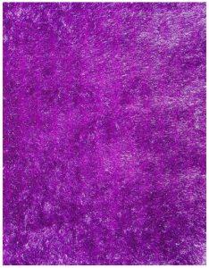 thảm lông xù màu tím
