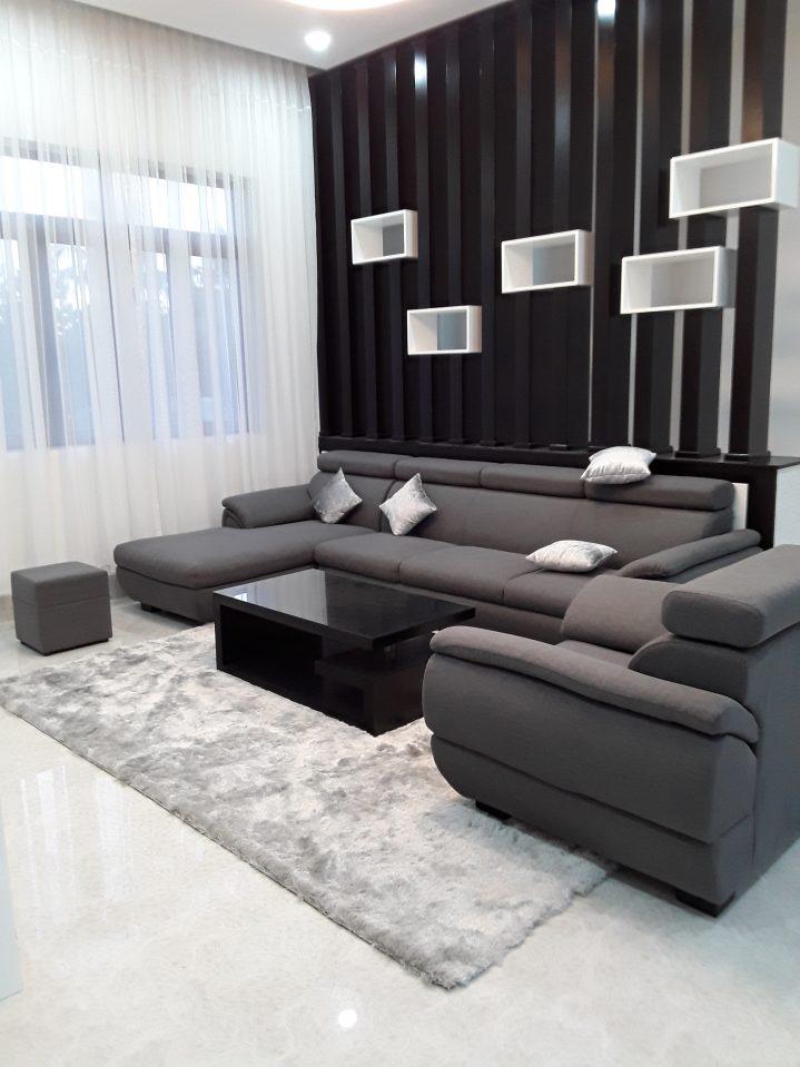 thảm sofa đẹp grey