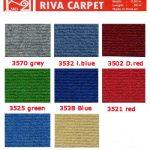 Thảm trải sàn giá rẻ Riva