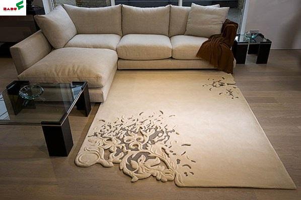 thảm trang trí sofa 1