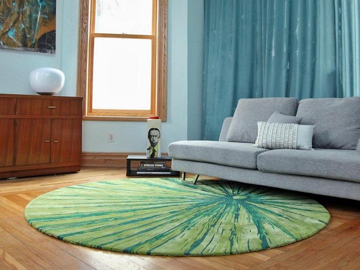 thảm trải dưới sofa 1