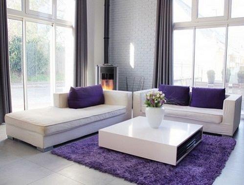 giá thảm trải phòng khách sợi dài 01