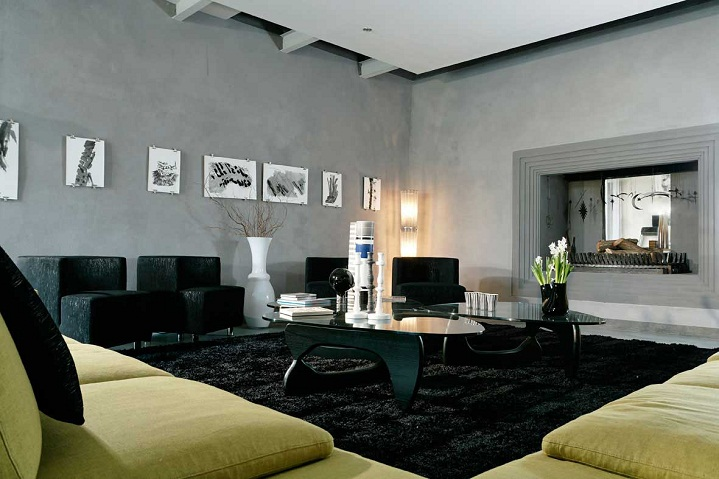 thảm lót sàn phòng khách 3