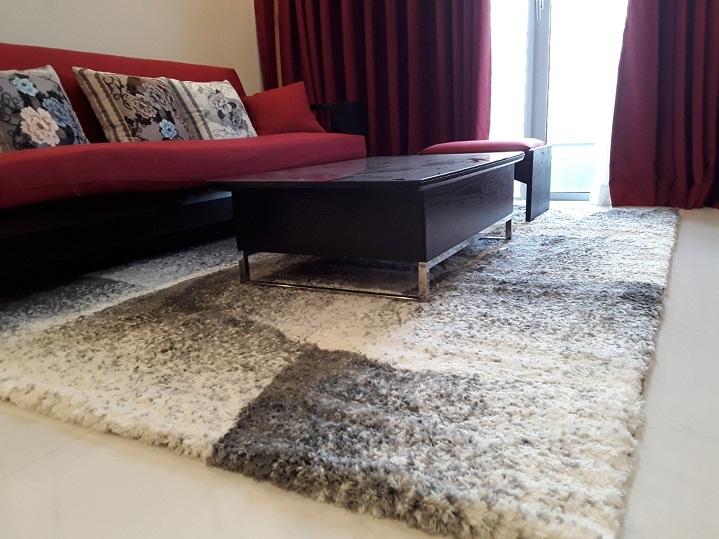thảm trang trí phòng khách đẹp 2