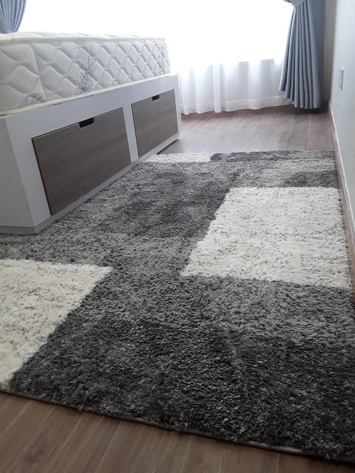 thảm trang trí phòng ngủ đẹp 2