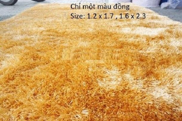thảm lông xù giá rẻ tphcm 1