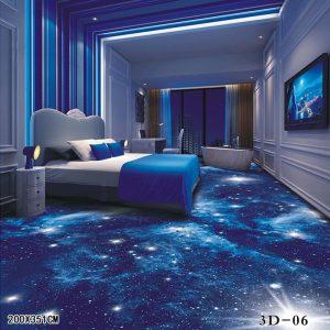 thảm trang trí phòng ngủ c6
