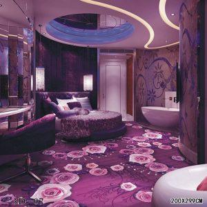 thảm trang trí phòng ngủ c7