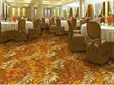 Thảm trải sàn nhà hàng