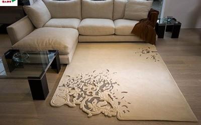 4 sai lầm cần tránh khi chọn thảm trang trí sofa