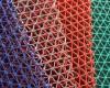 Thảm nhựa trải sàn lưới dạng sóng
