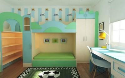 Thảm Trải Sàn Phòng Ngủ Em Bé